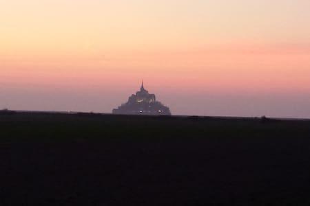 Au Caprice du Mont - Huisnes-sur-Mer