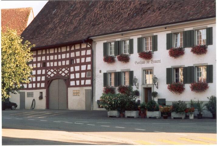 Einzelzimmer in Schleitheim