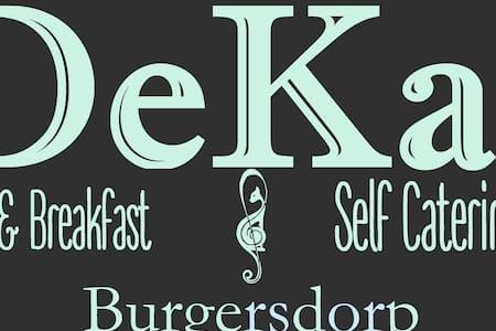 DeKat B&B and Self Catering - Burgersdorp - Bed & Breakfast