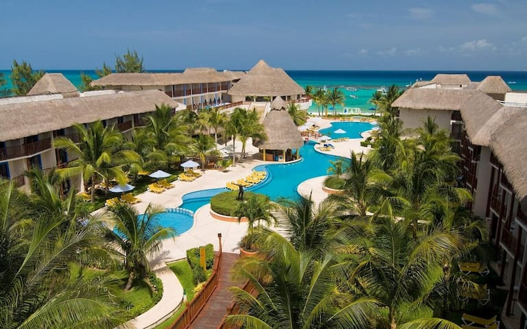 @Ven... quedate aqui !! Reef Coco Beach