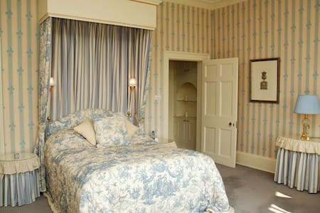 Perriford Hall Executive Double Room - Worcestershire