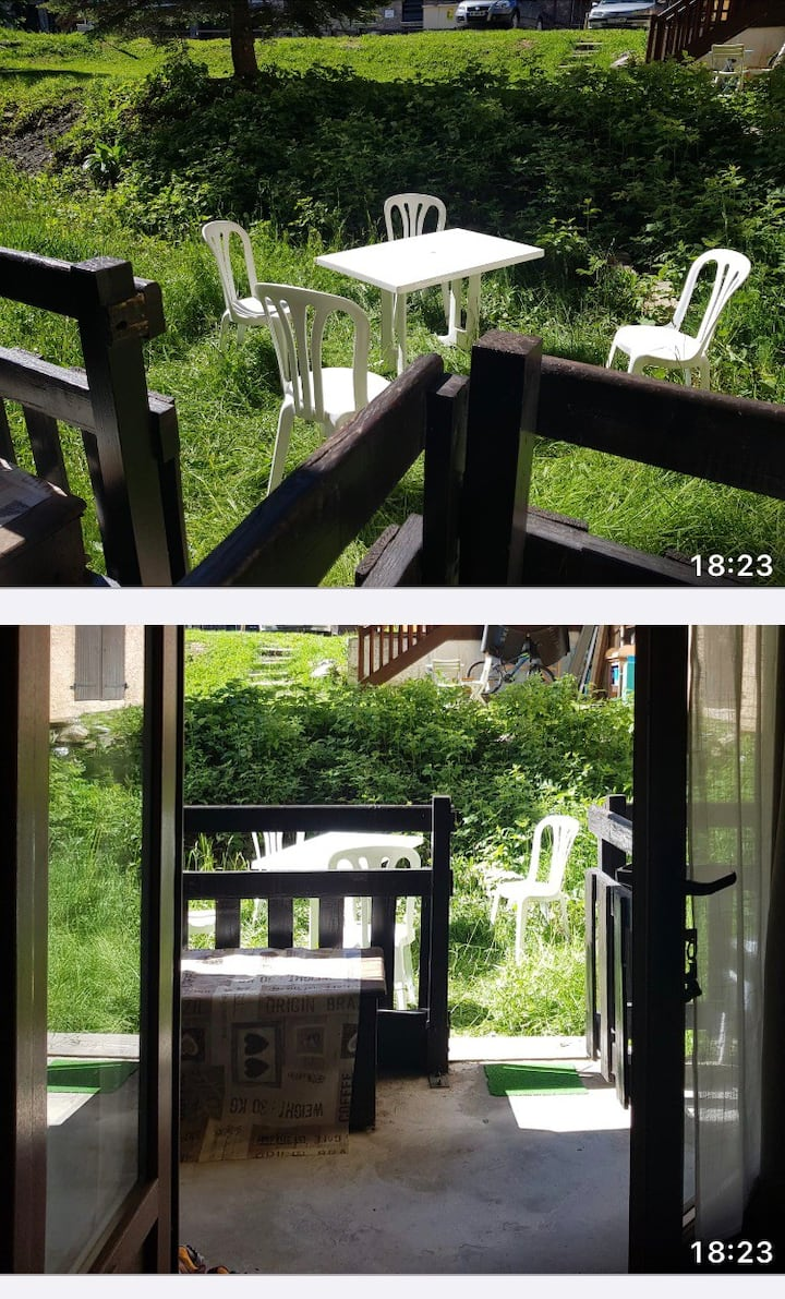 Location appartement 6 couchages