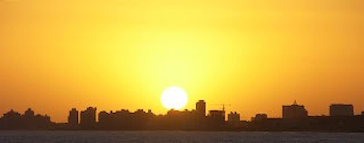 Unique view-beachfront in LA BARRA! - Maldonado - Apartemen