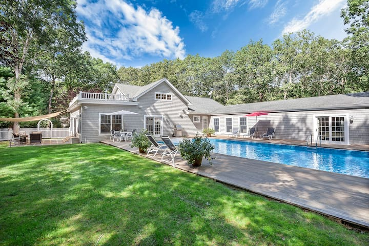 Quogue 5 Bedroom  - 15 min to US OPEN