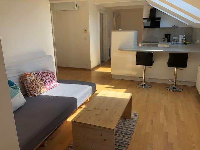Wohnung in schöner Ruhelage Graz St. Peter