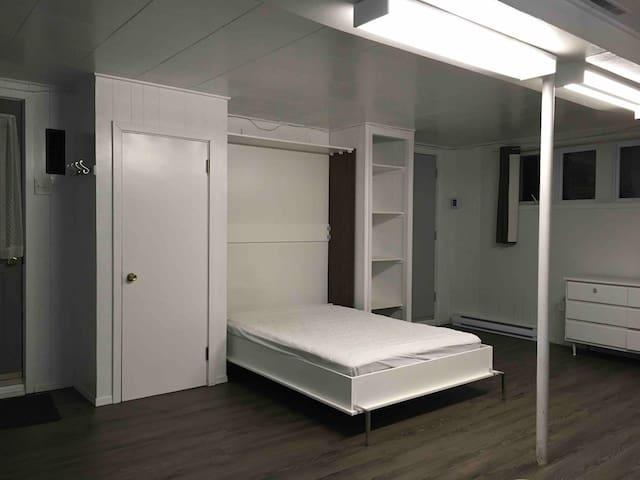 Appartement à louer au centre ville de Gaspé