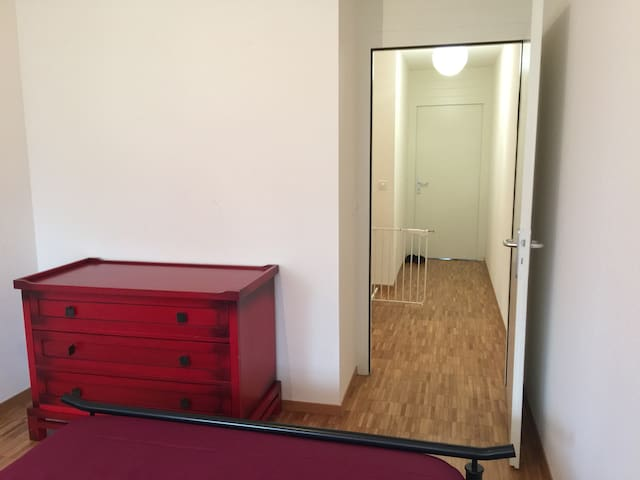 1 bed room in a big apartment - Renens - Apartment