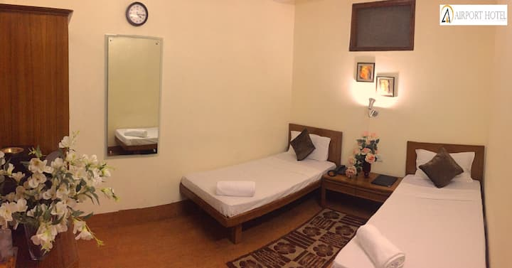 Comforting Stay in Delhi Cantonment Area