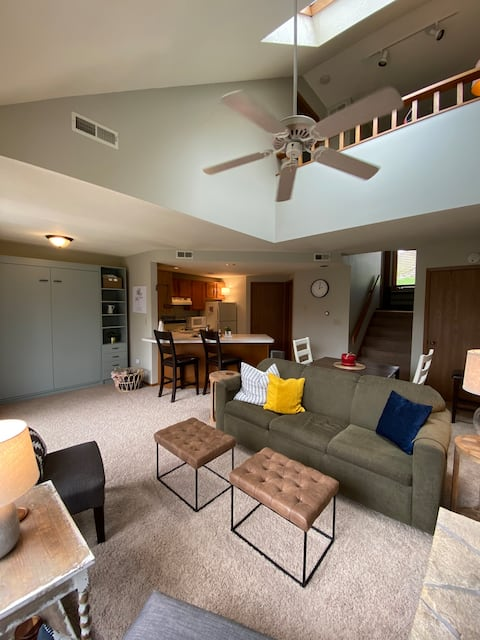 Cozy townhome in the heart of The Galena Territory