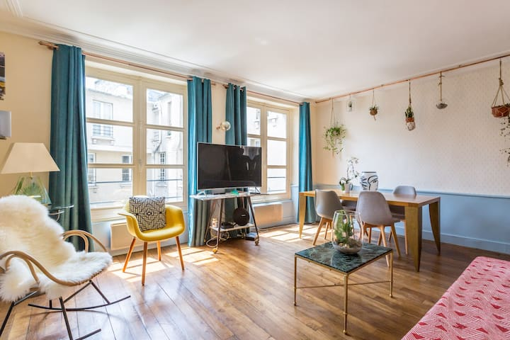 Amazing flat in Notre Dame De Paris near Le Marais