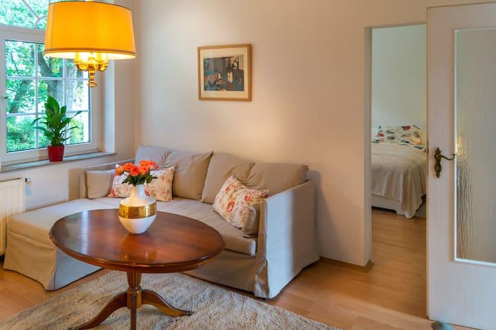 Top-Lage:  60 qm Wohnung mit japanischem Flair