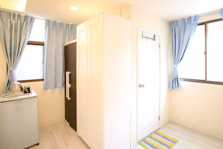 近台南新天地,全新裝潢,安靜舒適,安全性高~Uoho優活民宿 - West Central District - Apartment