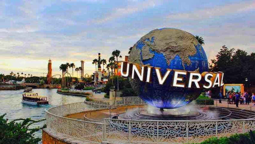 COZY&NEW - WALKING DISTANCE TO UNIVERSAL STUDIOS