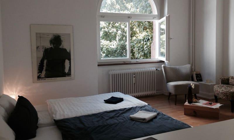 "Bright room in Konstanz ""Paradise"" - Konstanz"