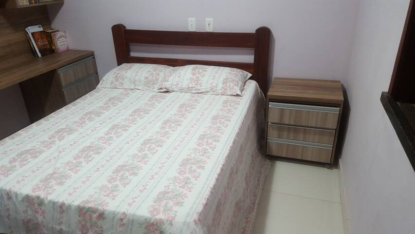 Room for couple of tourists in family environment! - Parnaíba