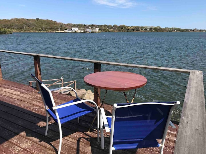 STARBOARD - Fort Pond Waterfront