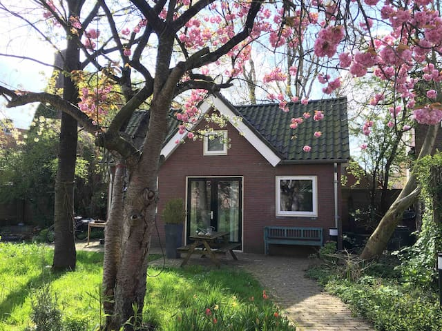 Cosy tiny house in the heart of Amersfoort