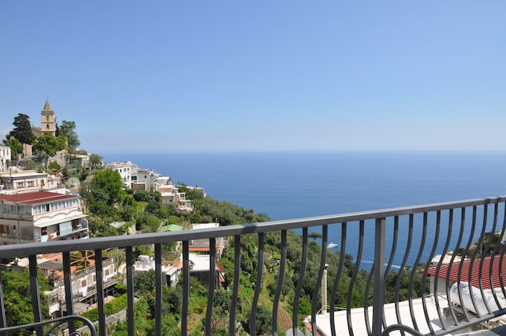 Casa Malisa, sea view terrace, 4 sleeps - Positano