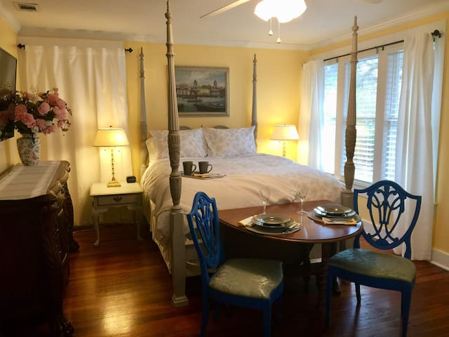 Charming Home Guest Suite / Short Walk Downtown