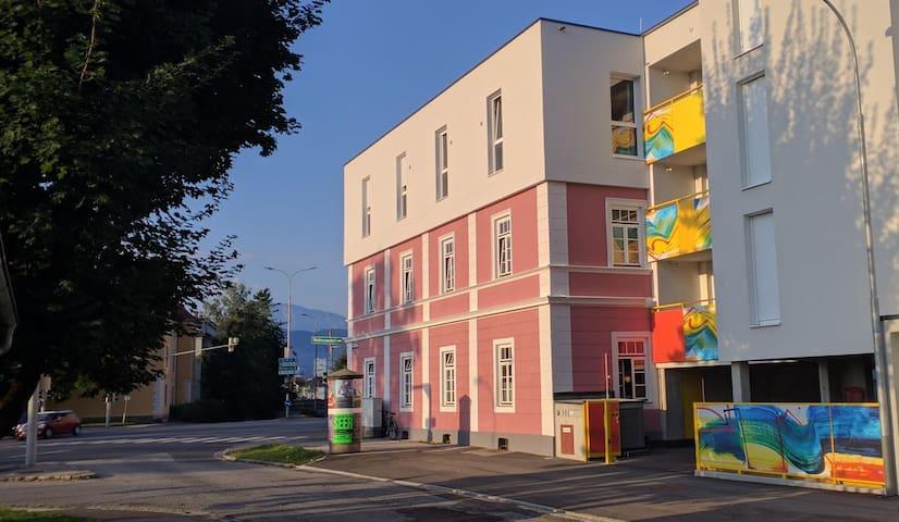211 Messe Apartment Amsterdam 30 m², 1-3 Personen
