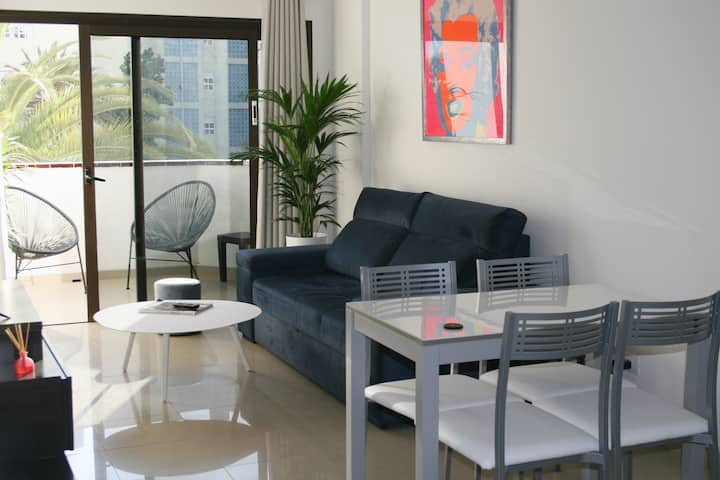 Stylish and comfortable apartment