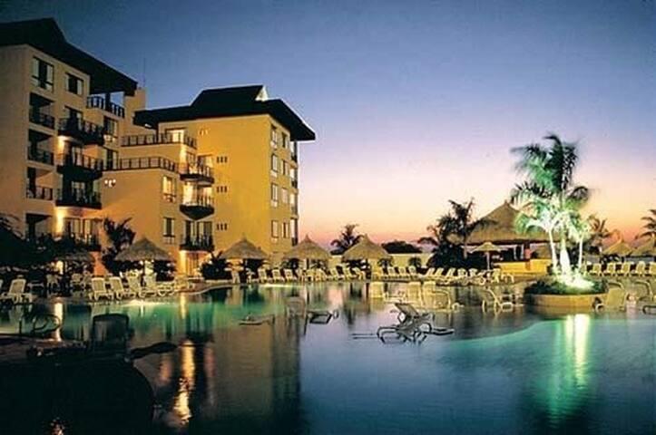 Zuana Beach Resort,  PARAISO, descanso y diversión