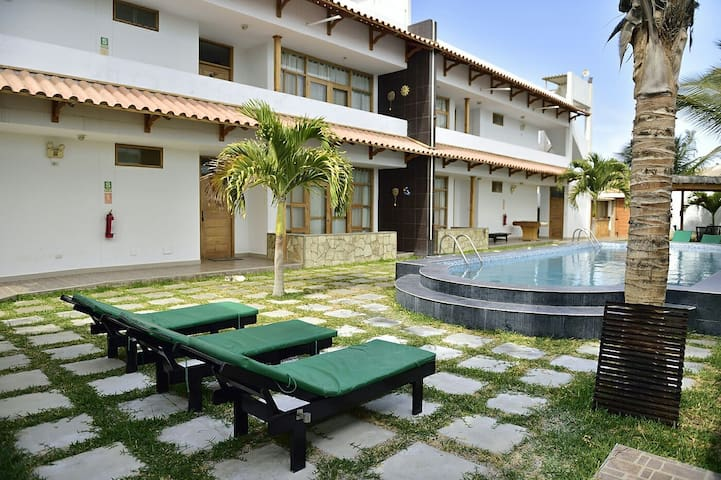 Departamentos en Playa Colan - Piura