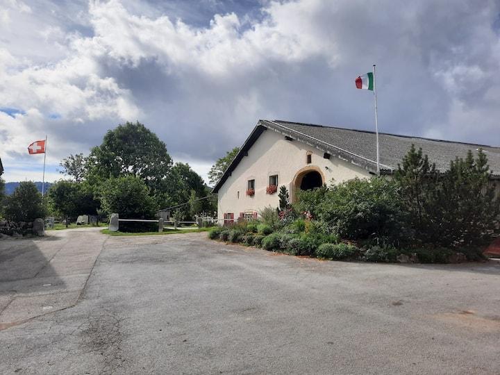 Appartement à la ferme - Montagnes Neuchâteloises