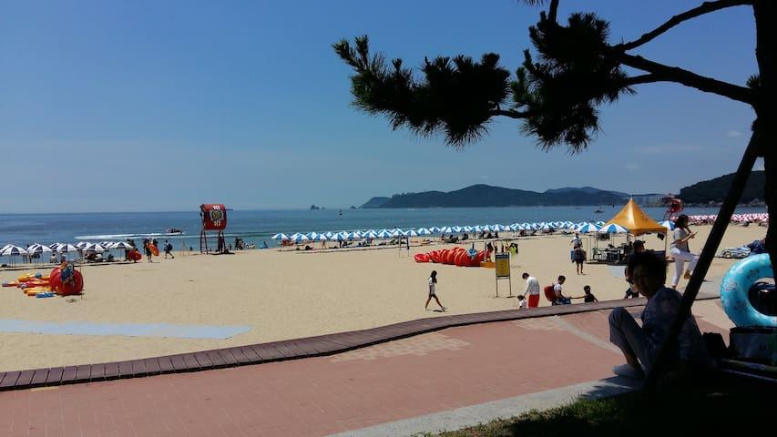 On the beach - Haeundae-gu - Appartement