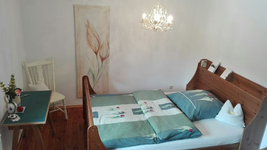 Bed & Breakfast bei Silvi, Poetenzimmer