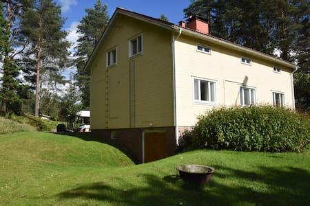 House at Korpilahti / Jyväskylä
