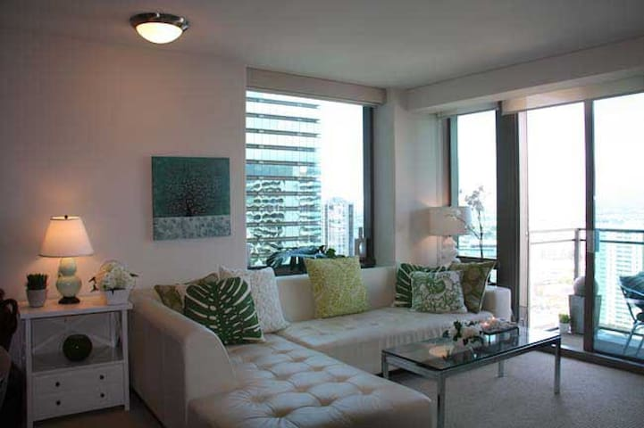 *Luxury 2Bedroom Heart of Downtown* - Honolulu - Appartement