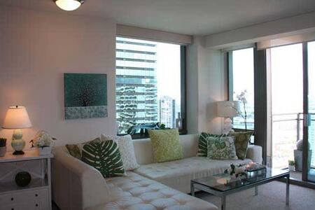 *Luxury 2Bedroom Heart of Downtown* - 火奴鲁鲁 - 公寓