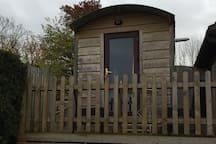 Henwick Hut