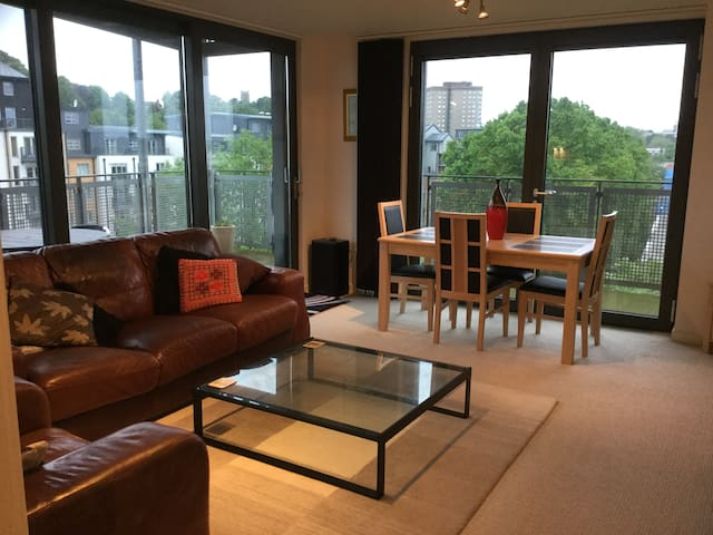 Luxury city centre riverside apartment - Norwich - Apartment