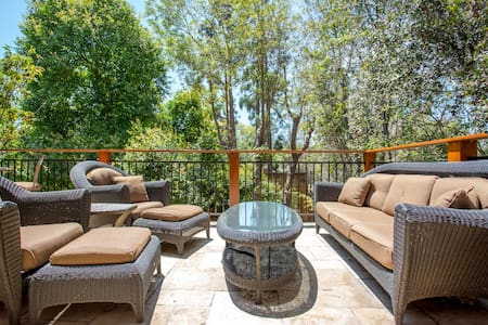 Private, tranquil, convenient, PointLoma apartment - San Diego