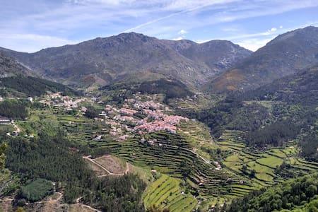 Casa do Cavalinho Mountain View - Loriga - Departamento
