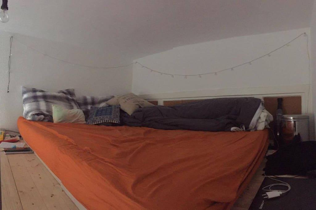 my precious bunk-bed