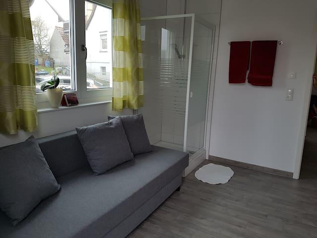 Ruhig gelegenes Zimmer in Aspach