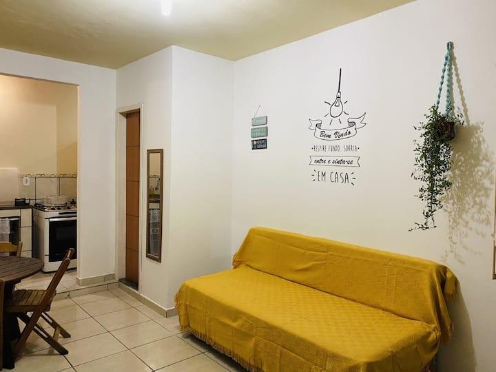 Apartamento 1 quarto, 2 Andares - APÊS no PERÓ(02)