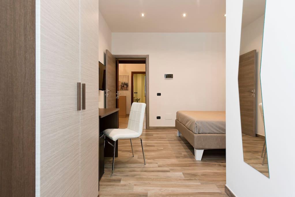 Wood & Sand Suite
