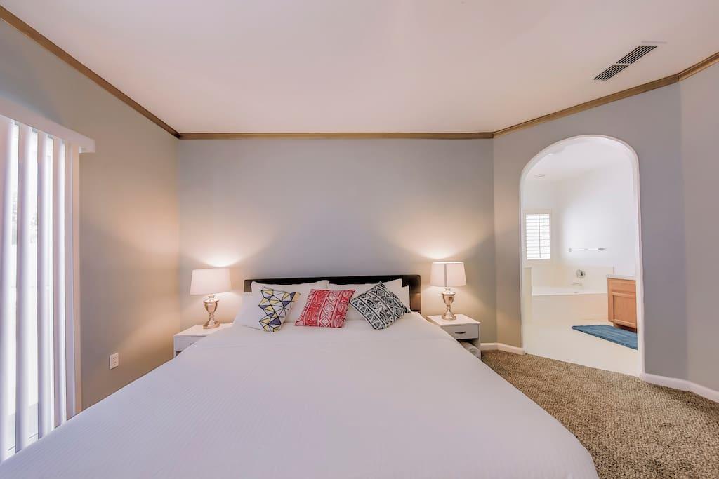 Dream Suite Bedroom