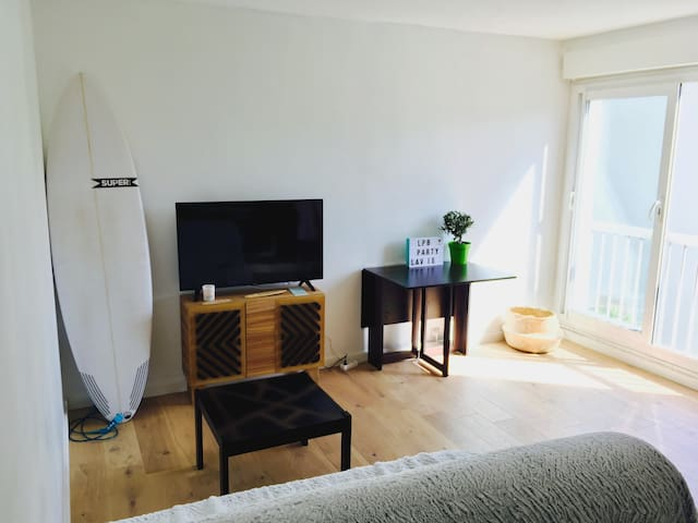 Charming and lovely flat for couples and friends