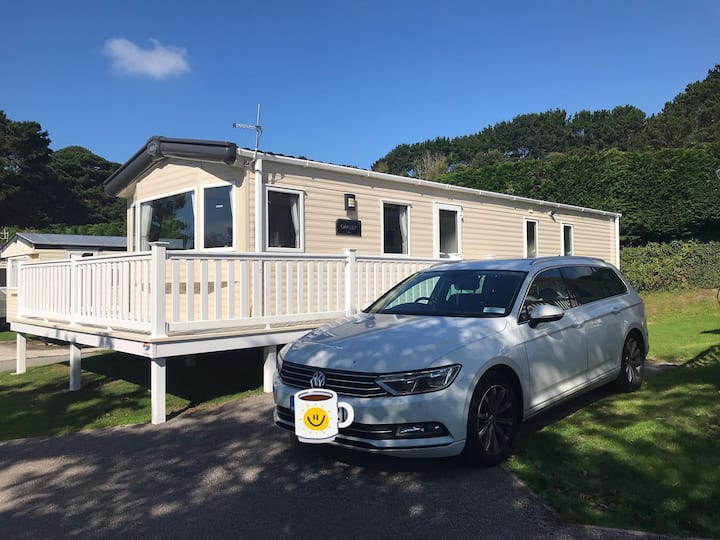 Luxury Holiday Caravan Home