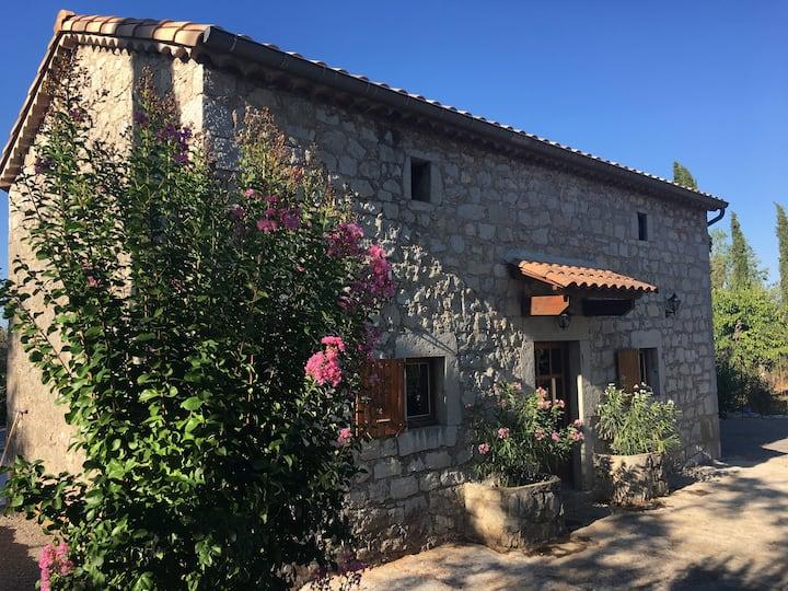 gite rural de caractère - Labeaume - Ardèche