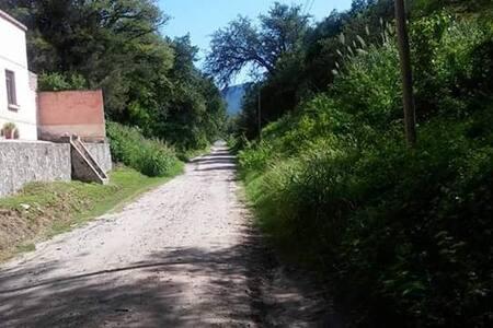 Casa rural -quinta en Catamarca, Argentina
