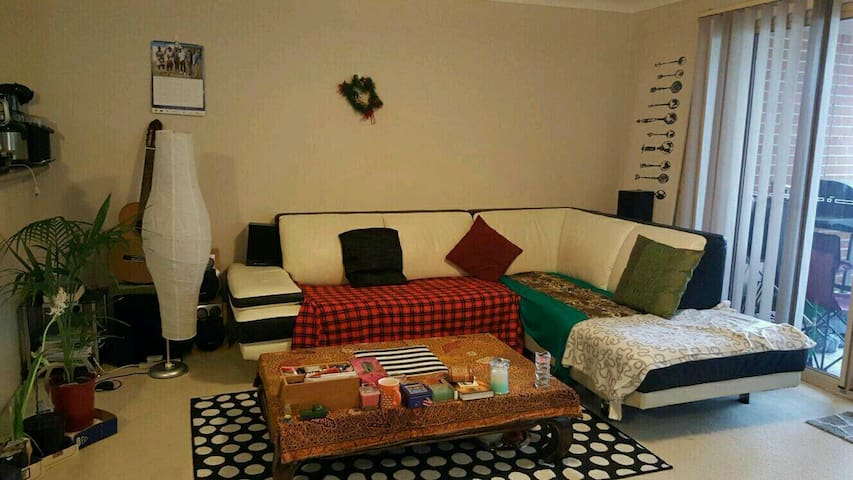 Cosy, convenient and quiet unit! - Hornsby - Huoneisto