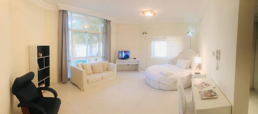 fashion furnished ,cozy bedroom in DIFC - Dubai!!!