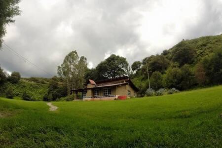 Cabaña 1, Los Ahilites, Centro Recreativo