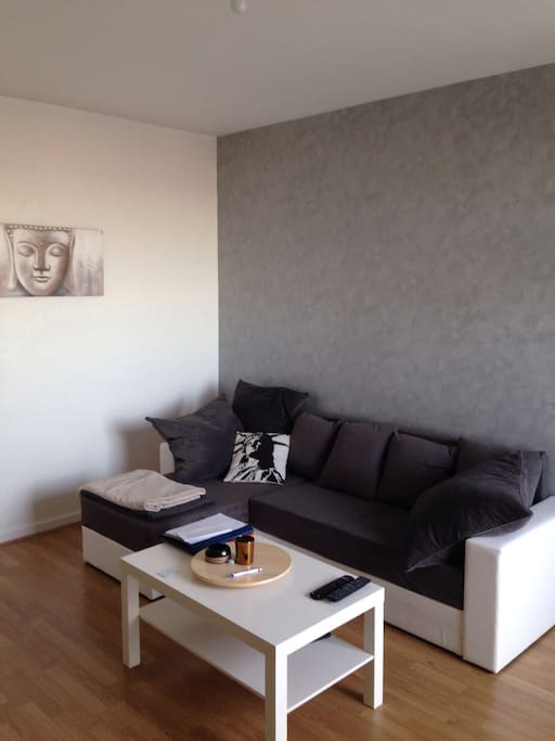 Grand f2 proche tous commerce apartments for rent in for Grand garage d auvergne clermont ferrand